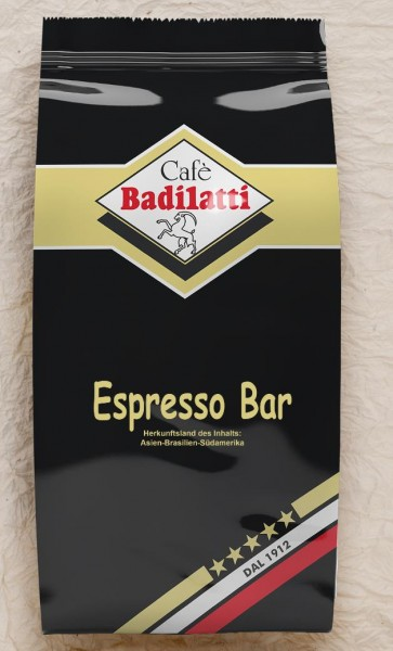 "Espresso Bar ""all Italiana"" Bohnen - 1kg"