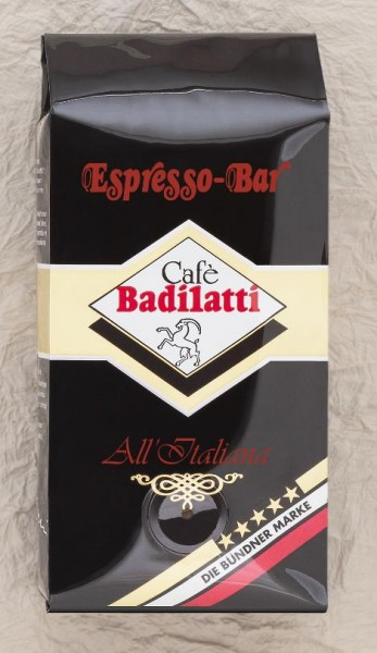 "Espresso Bar ""all Italiana"" gemahlen - 250g"